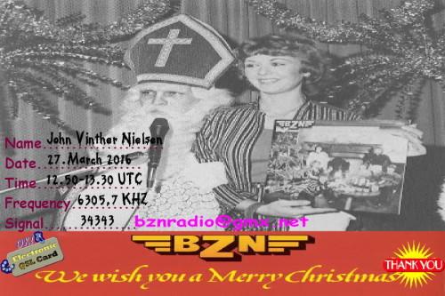 QSL Radio BZN-18