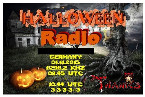 Halloween Radio 11-7
