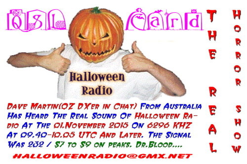 Halloween Radio 2