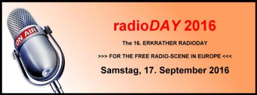Radioday 2016