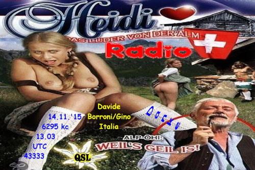 QSL Radio Heidi-3