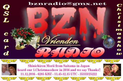 QSL Radio BZN-22