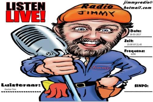 Radio Jimmy Doctor Tim
