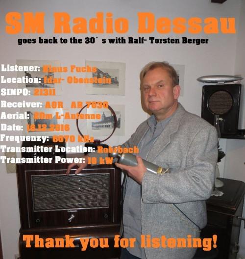 SM Radio Dessau eQSL2