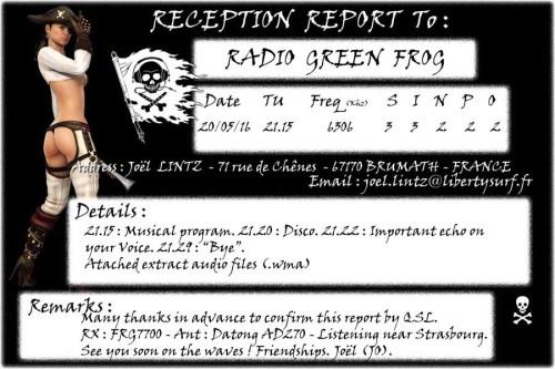 reception_report_radio_green_frog