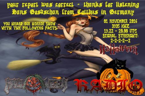 Halloween Radio 8