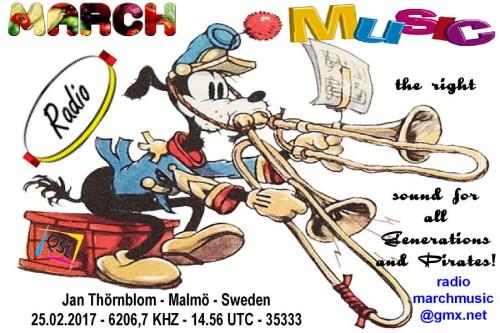 Radio March Music-2