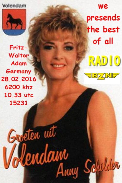 QSL Radio BZN-20