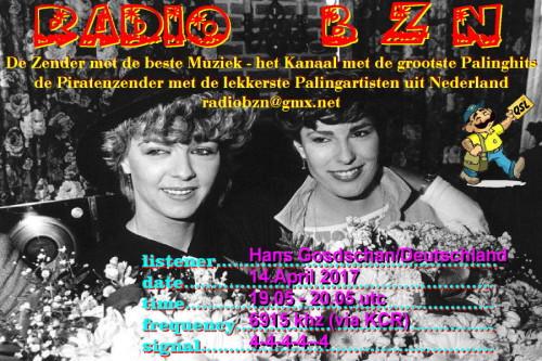 QSL Radio BZN-9