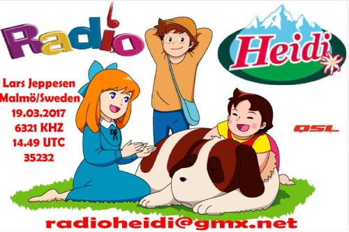 QSL Radio Heidi-4