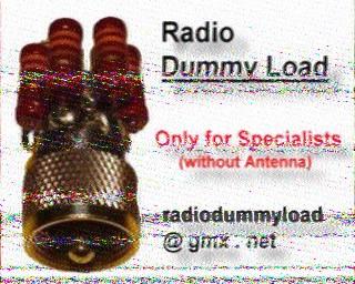 Radio Dummyload 01.May 2017