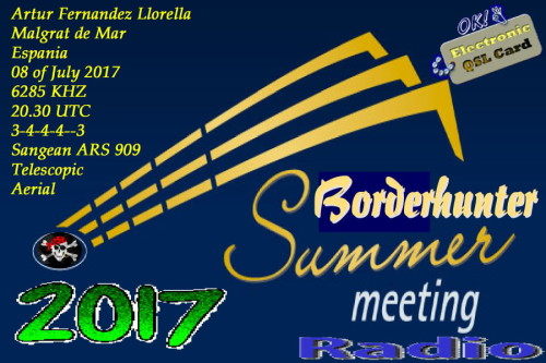 Summermeeting 2017 - QSL - 5