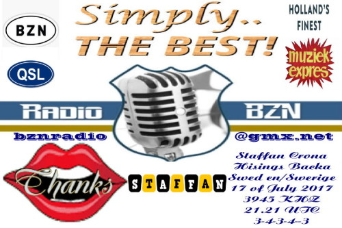 QSL Radio BZN-21