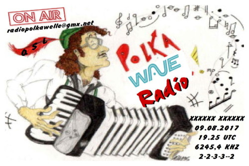 Radio Polkawelle - QSL Karte-1