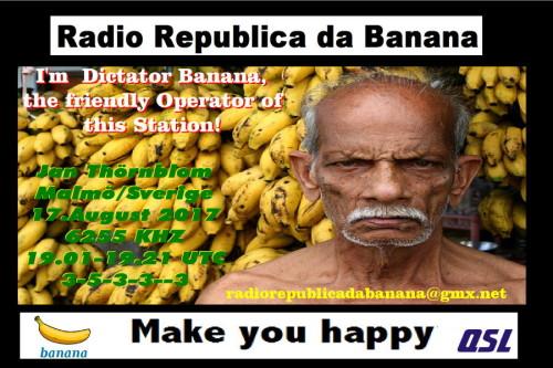 Radio Republica da Banana-10 - DJ