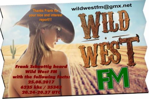 Wilder Westen FM-4