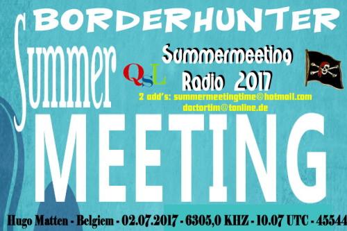 Summermeeting 2017 - QSL - 4