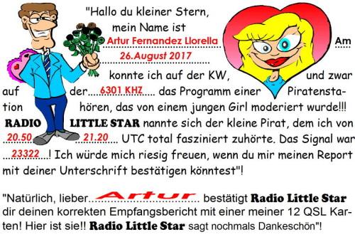Little Star-QSL 4