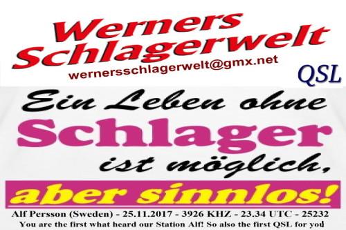 Werners Schlagerwelt-1