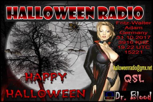 Halloween Radio 6