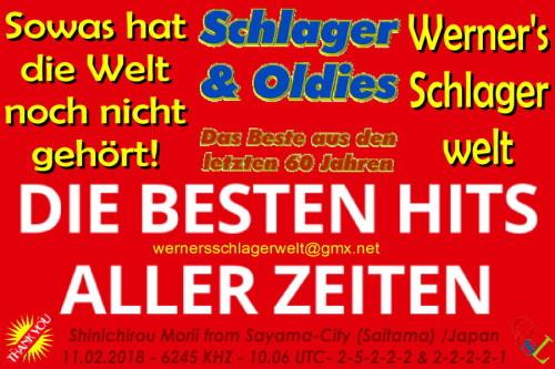Werners Schlagerwelt-9