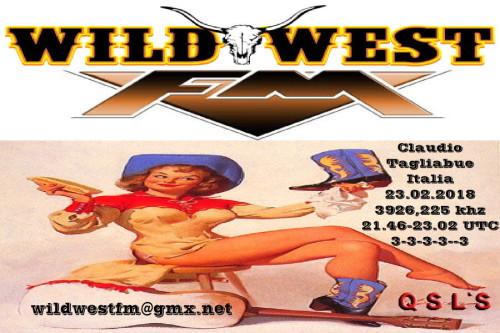 Wilder Westen FM-7
