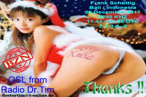 Dr.Tim - Weihnachts QSL-8