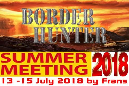 Summermeeting 2018