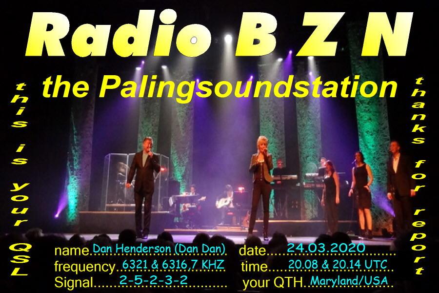 QSL Radio BZN-10